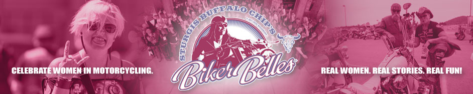 Welcome to Biker Belles, Tuesday, Aug. 4, 2015